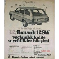 Renault 12 Sw (1982)
