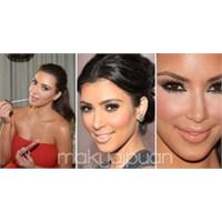 Kim Kardashian'ın Beğenilen Makyaj Stilleri