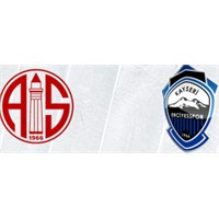Mp Antalyaspor 0–0 Kayseri Erciyesspor(16/08/2013)