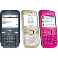 Nokia C3-00 Klavyeli Cep Telefonu