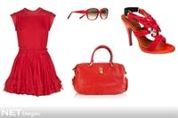 Kırmızı Modaya Geri Döndü!