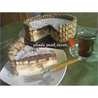 Rulo Katli İrmikli Pasta