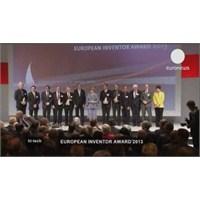 2013 Avrupa Mucit Ödülleri Sahiplerini Buldu