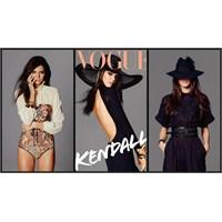 Kendall Jenner Miss Vogue'da