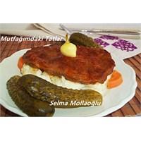 Salçalı Biftek (Mutfak Ve Tatar)