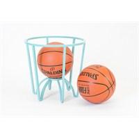 Hem Tabure Hem Depolama Hem De Oyun... Basket!