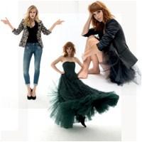 Romantik Modellerle Naf Naf 2013 Kış Koleksiyonu
