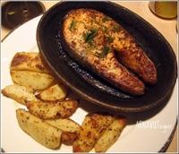 Guvecte Somon / Firinda Patates