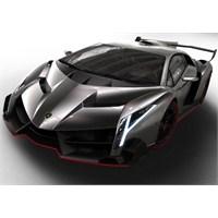 Lamborghini'den 50. Yaşa Özel Model ' Veneno'