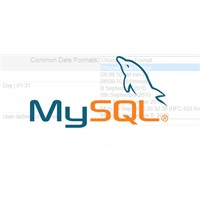 MySQL için tarih formatlarını kolayca oluşturun!