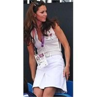 Kate Middleton'un Beyaz Eteği