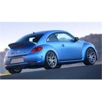 2012 Volkswagen Beetle Sema Show'da