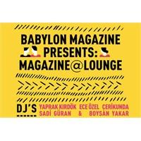 Babylon Mag 3. Yaşını Kutluyor!