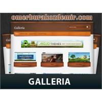 Türkçe Galleria Teması