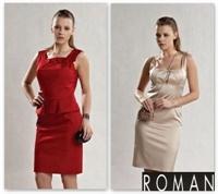 Roman Abiye Elbise Modelleri 2009