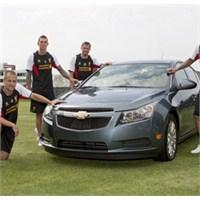 Chevrolet, Liverpool'un Sponsoru Oldu!