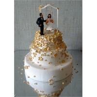 İlginç Düğün Pastaları Hepsi Harika