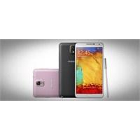 Samsung Galaxy Note 3 Teknik Özellikleri