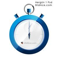 Hergün 1 Psd (Kronometre Simgesi)