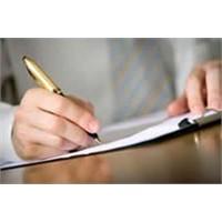 İşverene Teminat Maksatlı Boş Senet Verilmesi
