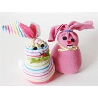 Çoraptan Oyuncak Tavşan Yapımı
