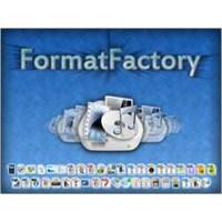 Dosyalarınızı Dönüştürün: Formatfactory!