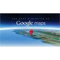 Google Maps Apple'da Varsayılan Olmak İstiyor...