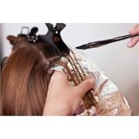 Kimyasal İşlemlerden Yıpranmış Saçlar İçin Bakım Ö