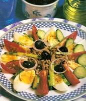Karışık Ton Balıklı Salata