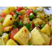Patates Salatası Nasıl Hazırlanır?