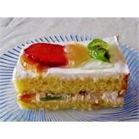 Meyveli Pasta 1