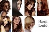 Saçın Rengi Ve Yapısı
