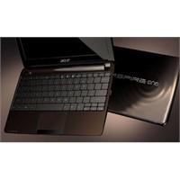 Acer'den Çikolata Tadında Netbook