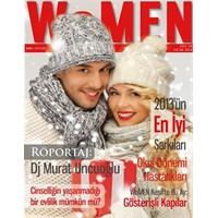 Women Dergisi Ocak Sayısı Yayında