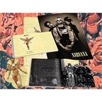 """İn Utero 20th Anniversary Edition""Dan Detaylar"