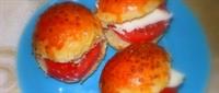 Kahvaltılık Mini Sandviçle