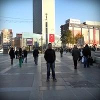 Çok Ciddi Bir Şehir Olan Başkentimiz Ankara'daydım