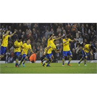 Gençlik Ateşi: West Bromwich (3) 1-1 (4) Arsenal