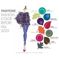 2013-2014 Sonbahar/ Kış Renk Trendleri