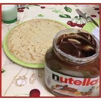 Nutella'lı Krep