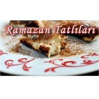Ramazan Tatlıları 2
