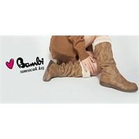 Bambi Ayakkabı 2012 Çizme Modelleri