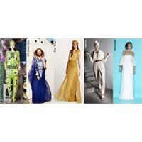 Resort Koleksiyonlarla 2013 Yaz Modası