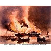 Tüm Gemilerimi Yak Yüreğinin Limanına Demir Attığı