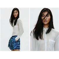 Zara Nisan Lookbook 2012