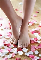 Güzel Ve Sağlıklı Ayakların Sırrı