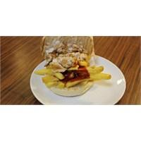 Fazlıkızı Tavuk Burger