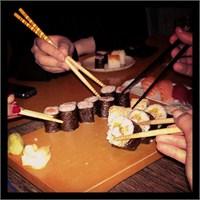 Japon Mutfağı Tecrübemiz - Sushi