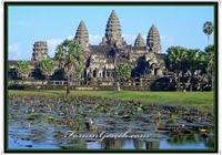 Kamboçya'nın Dünya Harikası Tarihi Yerleri-1