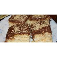 Fındıklı& Çikolatalı Pasta